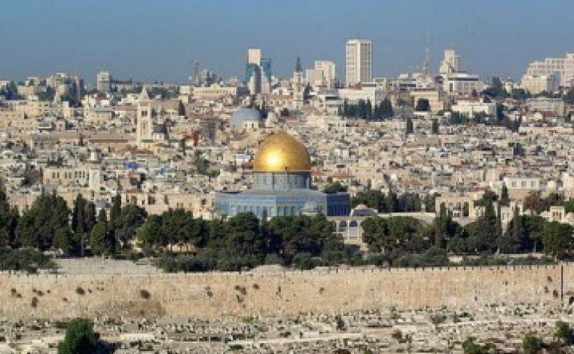 3 Peristiwa Besar di Yerusalem