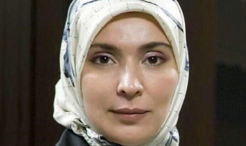 Ikut Pilpres, Muslimah Ini Jadi Penantang Putin