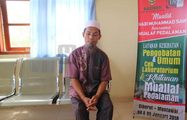 Krisis Da'i di Kepulauan Mentawai