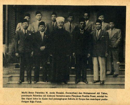 Sumbangsih Pertama Indonesia untuk Palestina