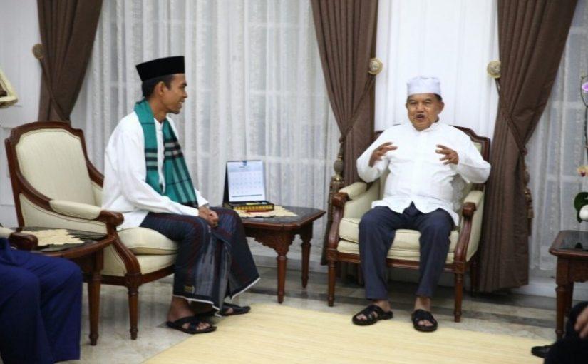 JK: Ceramah Ustaz Abdul Somad Meneduhkan