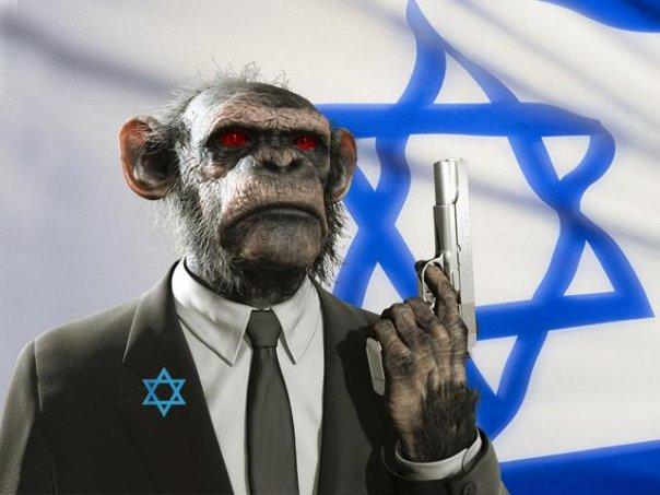 Zionis Yahudi Sebenarnya Keturunan Kera dan Babi?