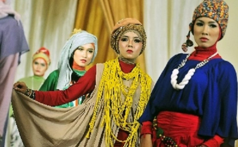 Indonesia Ingin Jadi Kiblat Fashion Muslim Dunia 2020