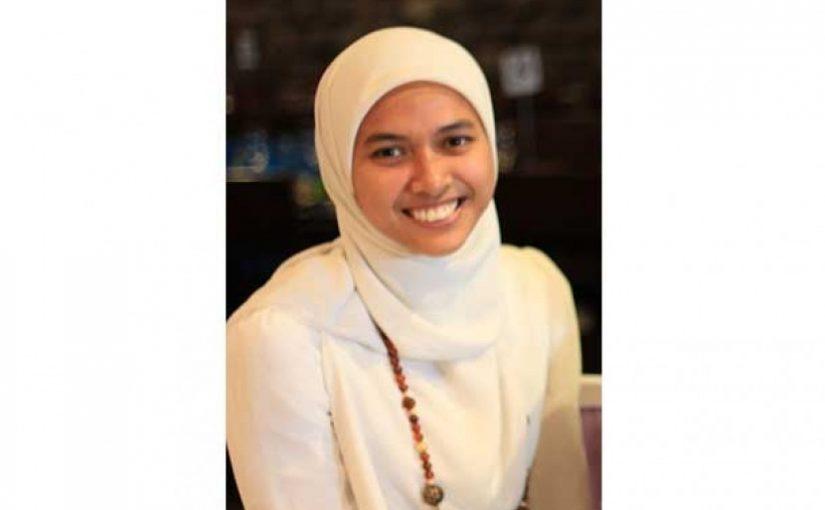 Mahsita D Sari, Islam Menenangkan Jiwa
