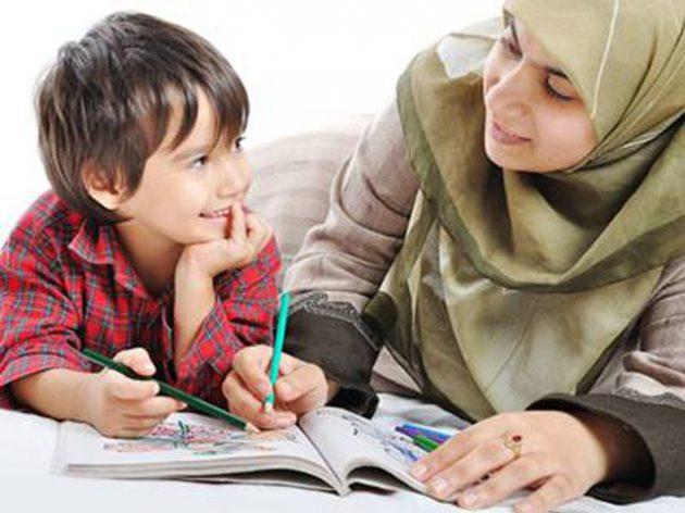 Cinta Kasih Ibu Dapat Tumbuhkan Kecerdasan Emosional Anak