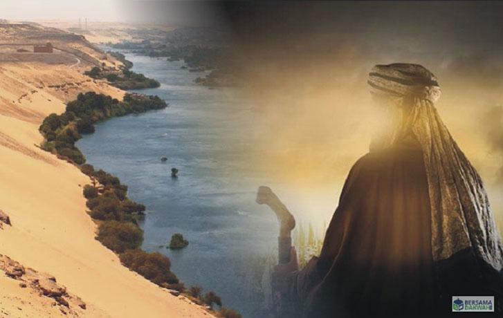 Kisah Umar bin Khattab Taklukkan Sungai Nil, Hapus Tradisi Tumbal