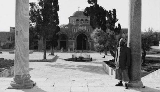 Sang Penjaga Terakhir Masjid Al-Aqsha