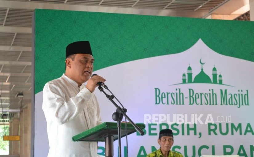 Startup Indonesia Diajak Ikut Makmurkan Masjid