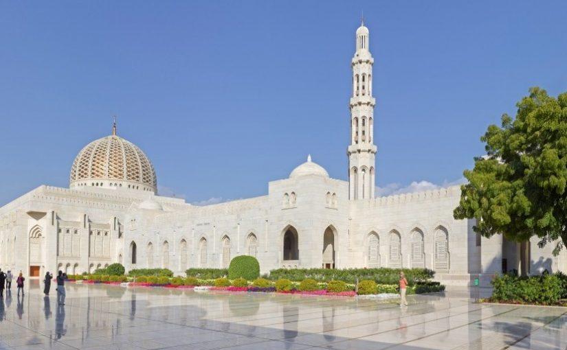 Megahnya Masjid Sultan Qabus Pecahkah Rekor Dunia