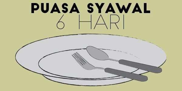 Puasa 6 Hari Syawal, Sempurnakan Puasa Setahun