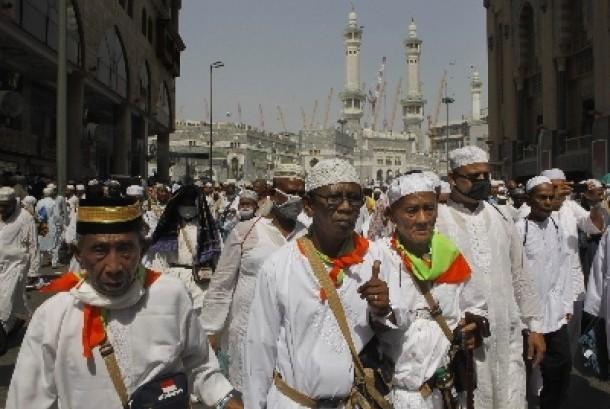Gangguan Pernapasan Jadi Masalah Kesehatan Utama Jamah Haji