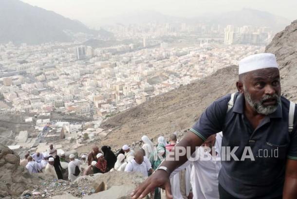 Kawasan Jabal Nur akan Ditata Sebagai Pusat Wisatawan