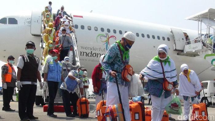 Untuk Perlindungan, Jamaah Haji 2018 Dapat Perlengkapan Ini