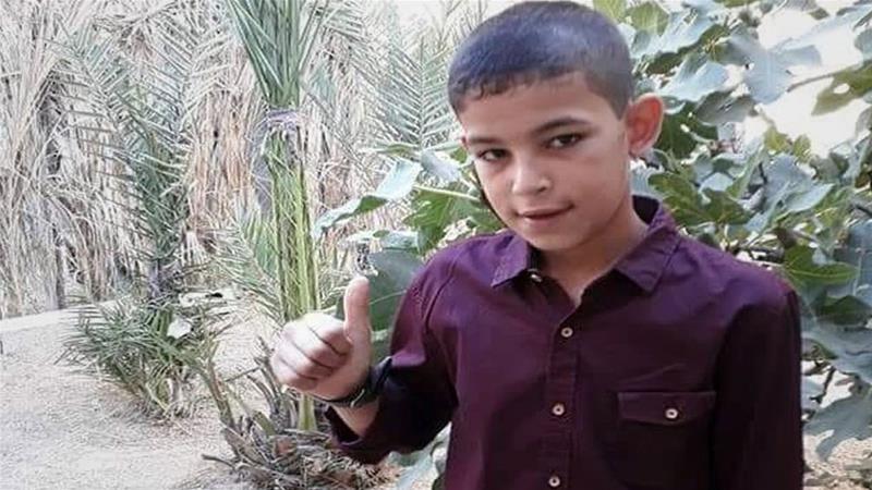 Yaser Abu Al-Naja, 'Bukan Bocah Palestina Terakhir yang Dibunuh Serdadu Zionis'