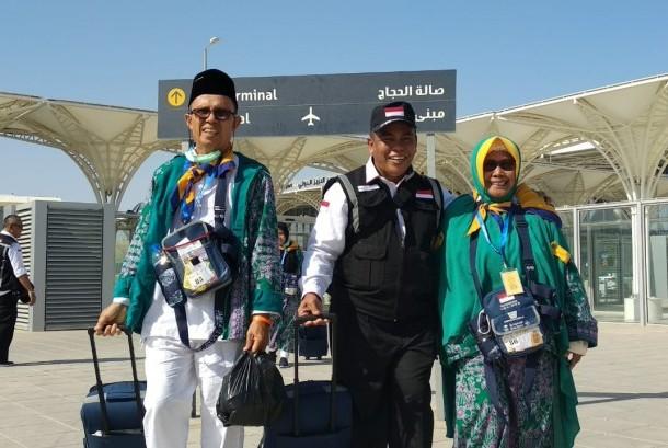 Jamaah Haji Diimbau Mandi dan Pakai Ihram di Embarkasi