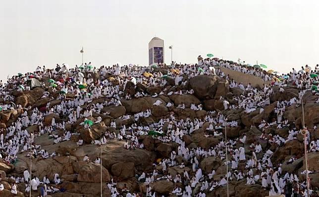 10 Tips Sehat Jamaah Haji Jelang Wukuf di Arafah