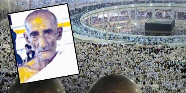 Kakek 75 Tahun Pergi Haji Berjalan Kaki 3 Bulan