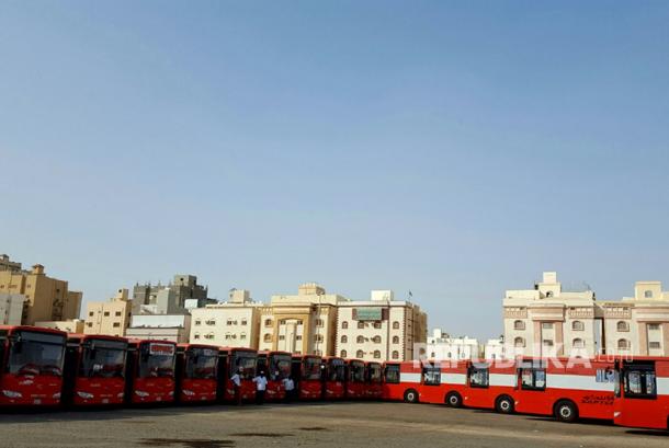 PPIH Siapkan Bus dari Makkah ke Madinah