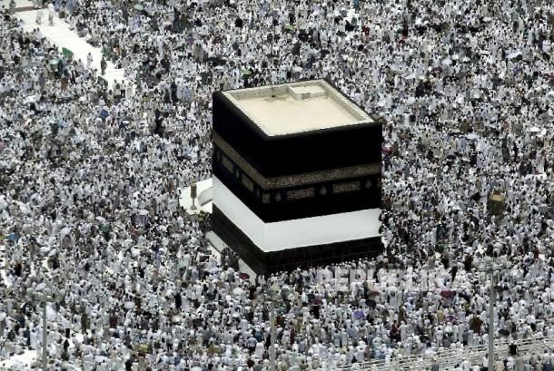 Ikhlaskan Niat di Tanah Suci
