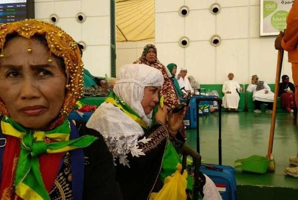 Warna-Warni Haji Bugis Makassar