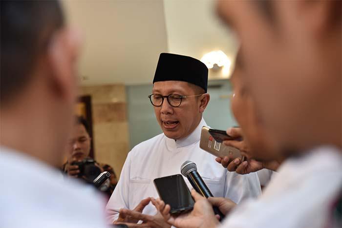 Jelang Wukuf, Menag Imbau Jemaah Haji Konsumsi Makan dan Istirahat yang Teratur