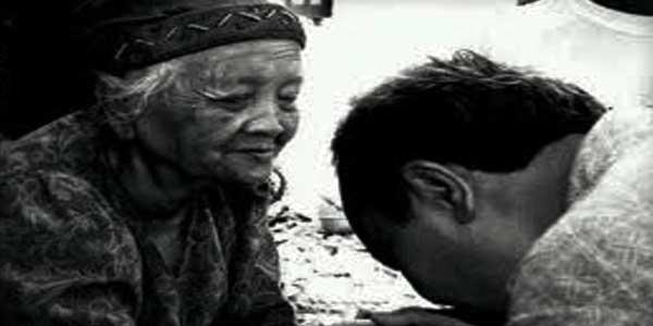 Sempatkah Kita Berfikir dan Berdoa untuk Orang Tua