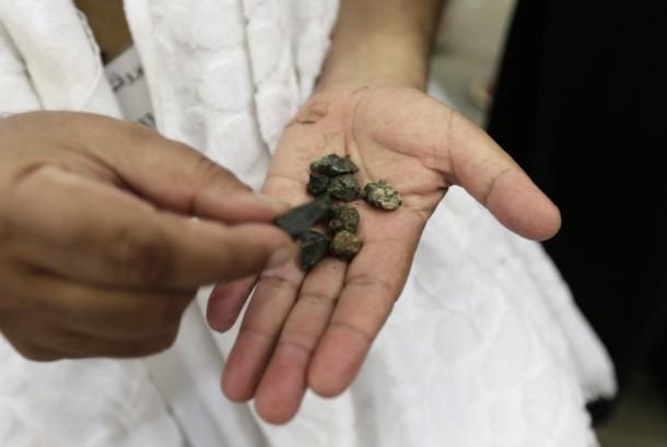 Maktab Siapkan Batu Lempar Jumrah untuk Jamaah Indonesia