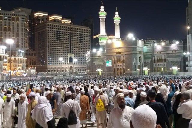 Tips agar Jamaah Haji Nyaman di Masjidil Haram