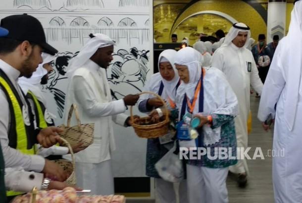 Jalur Cepat Jamaah Haji akan Diperbanyak