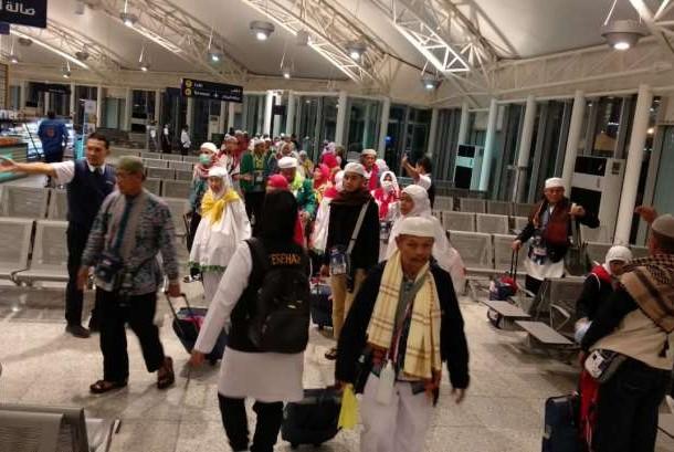 Separuh Jamaah Indonesia Telah Dipulangkan