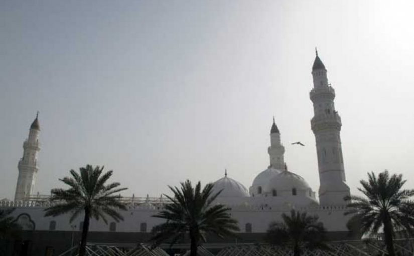 Masjid Quba, Masjid yang Pertama Dibangun Rasulullah