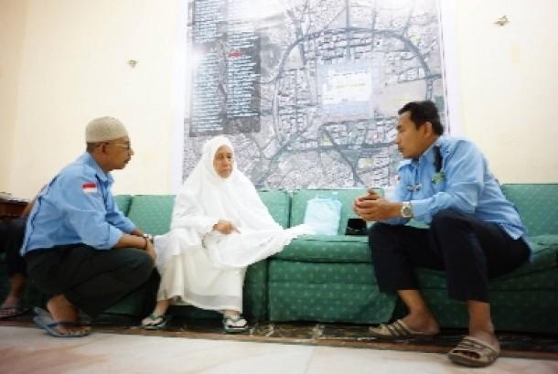 Petugas Haji Diminta Tetap Layani Jamaah