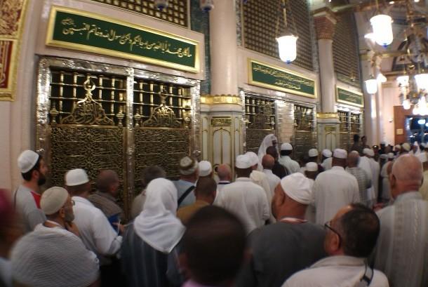 Kisah Nenek Zulbaidah Wafat di Raudhah