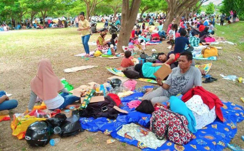 Baznas Serukan Gerakan Zakat Bantu Korban Tsunami
