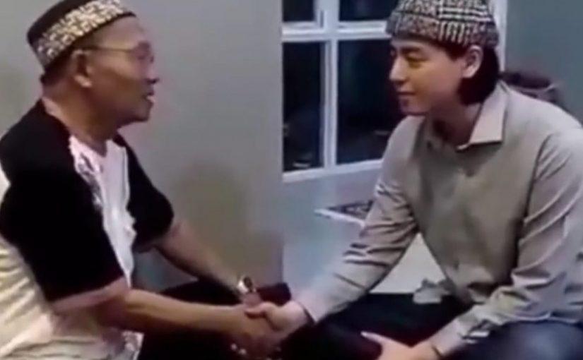 Roger Danuarta Kini Jadi Muslim