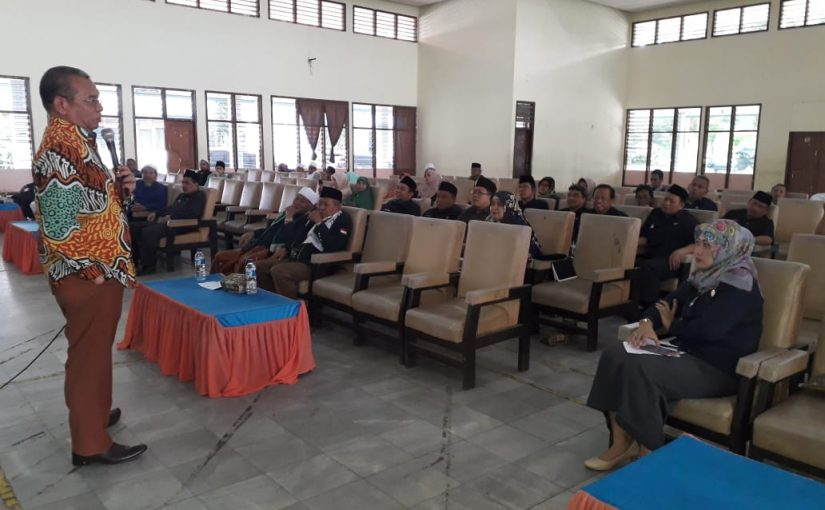 Kuliah Merakyat Khoirizi: Yuk Dakwah Haji