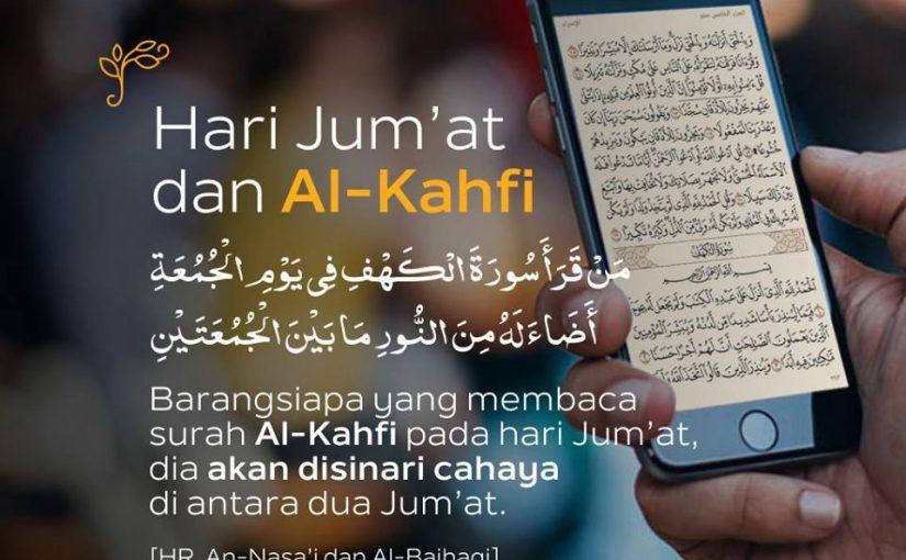 Hari Jumat dan Al Kahfi