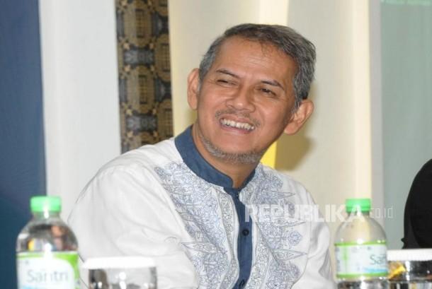 Ini Klarifikasi Anggito Soal Dana Haji untuk Infrastruktur