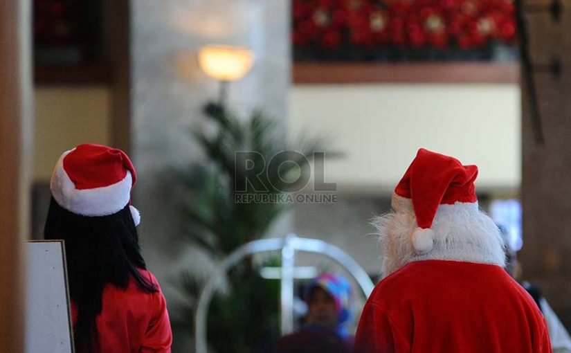 MUI Padang Ingatkan Umat Muslim tak Kenakan Atribut Natal