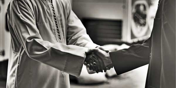 Tidak Boleh Mendahului Memberikan Salam Kepada Non Muslim