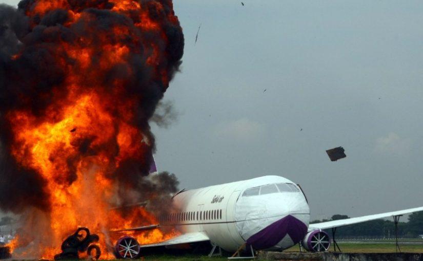 Sejarah Hari Ini: Pesawat Haji Jatuh, 176 Orang Meninggal