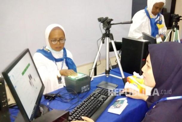 Rekam Biometrik untuk Visa Haji dan Umrah Harus Ditunda