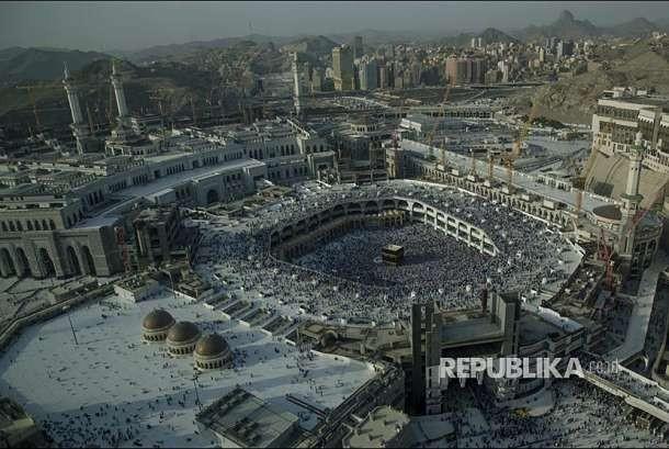 Tempat yang Paling Dicari Jamaah di Masjid Al Haram