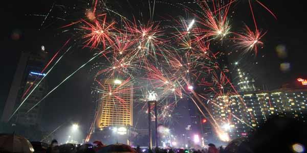 Awas! Mengakui Syiar Kekafiran saat Tahun Baru
