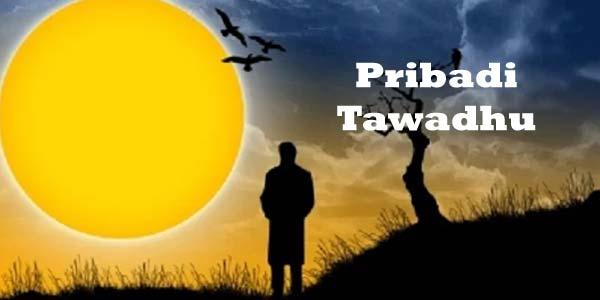 Pribadi Tawadhu