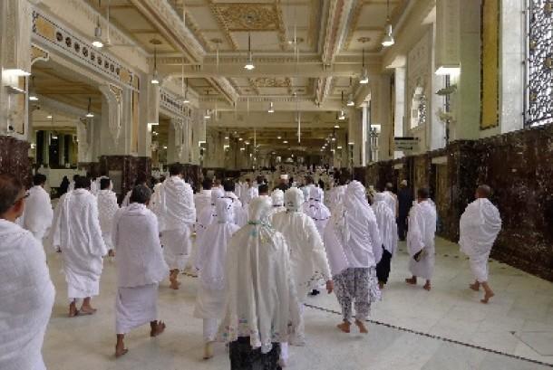 Shafa dan Marwah Simbol Kewajiban Manusia untuk Berusaha