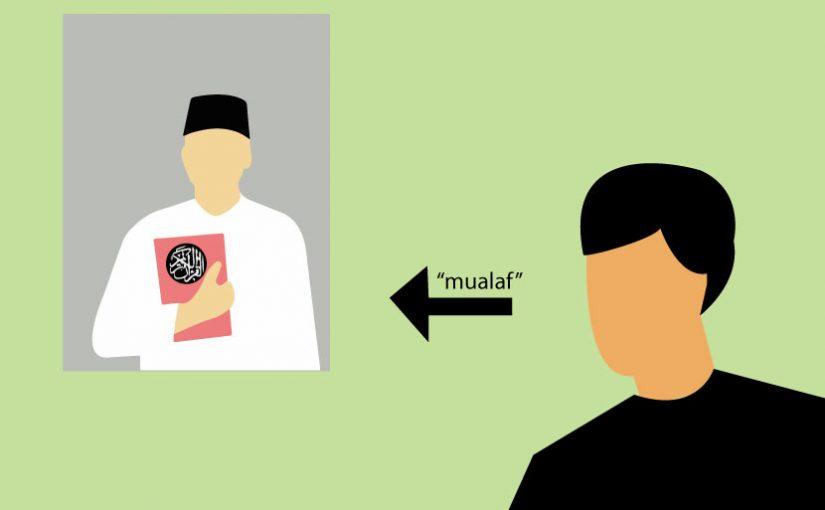 Pejabat Partai di Pakistan Bimbing Orang Cina Masuk Islam