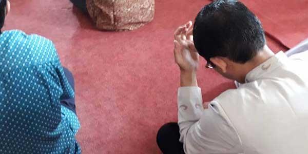 Berdoa dan Perbanyaklah Rasa Malu Pada Allah