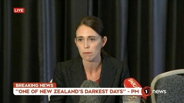 PM Selandia Baru: Penembakan Masjid adalah Serangan Terorisme