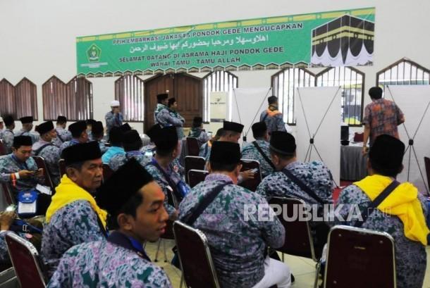 77 Ribu Calon Jamaah Haji Sudah Lakukan Rekam Biometrik